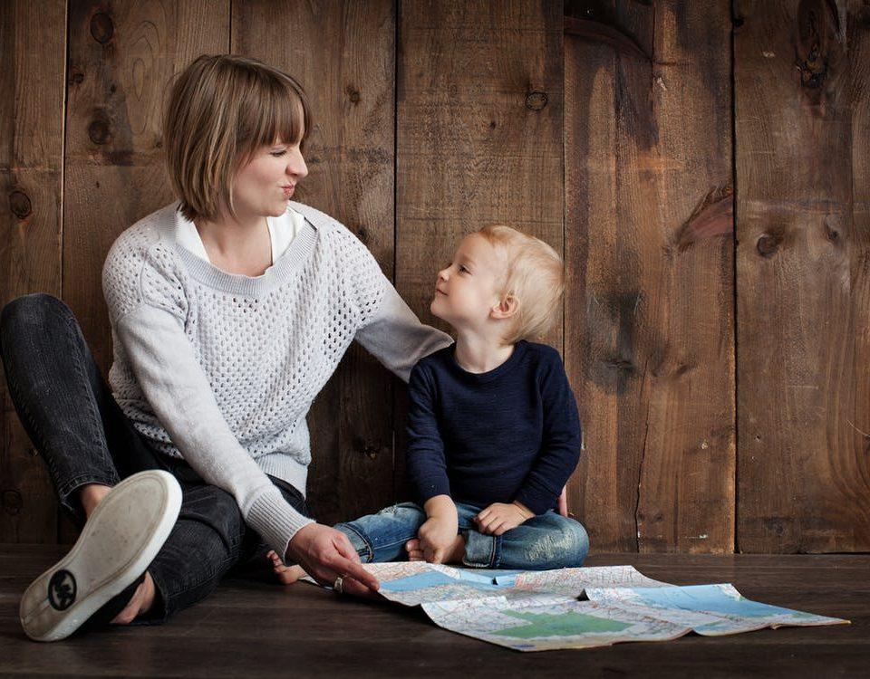 La importancia de la relación madre e hijo